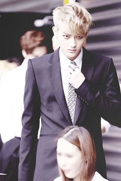 damn tao if looks could kill you would be beat all death starers <3 <3