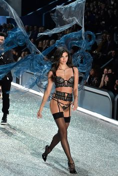 See the full gallery of every model walking in the Victoria's Secret Show 2016 including Bella Hadid, Alessandra Ambrosio, Sara Sampaio and Lily Donaldson. See every picture, and video highlights, of the Victoria Secret show on Vogue. Victoria Secrets, Victoria Secret Lingerie, Victoria Secret Angels, Victorias Secret Models, Victoria Secret Fashion Show, Modelos Da Victoria's Secret, Modelos Victoria Secret, Vs Fashion Shows, Fashion Models