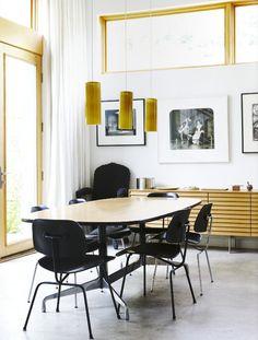 modern dining / covet garden