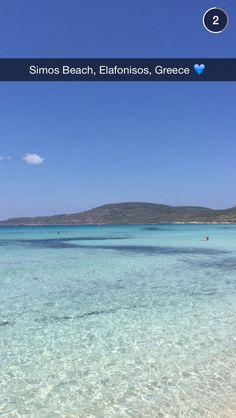 Simos  beach, Elafonisos island - Selected by www.oiamansion.com