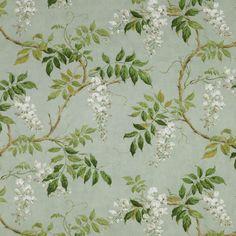 Alderney Linen Fabric - Cowtan Design Library