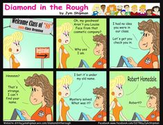 Diamond in the Rough by Jym Shipman Episode 533