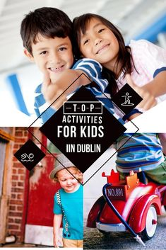 Things to do in Dublin for kids. Find out the top places where you child can be a child. Kids love after-school classes and activities. Different types of classes and activities for all the ages. Stuff To Do, Things To Do, Kids Class, After School, Dublin, Your Child, Activities For Kids, Children, Places