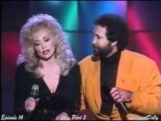 Công-nhận Thiếm UT đẹp !!!  (PB BL CT).  Dolly Parton & Tom Jones Green Grass of Home on Dolly Show 1987/88 (Ep 1...