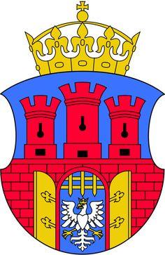 Kraków coat of arm. Cracovia es la capital del voivodato de Pequeña Polonia y…