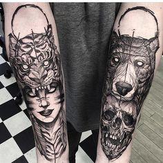 #artist @fredao_oliveira @fredao_oliveira @fredao_oliveira , Brasil  #thebestbngtattooartists #tattoo #tattoos #tatuaje #tatouage #ink #inked #thebesttattooartists