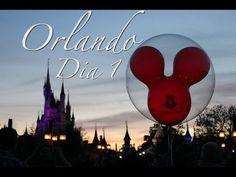 Orlando dia 1