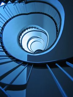 Spiral Staircases Photographs