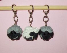 Little Sheep Stitch Markers