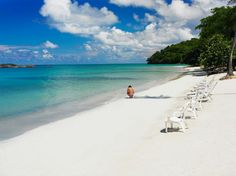 Providencia, Colombia: Favorite Beaches Around the World : Condé Nast Traveler City Beach, Beach Fun, Sand Beach, Dream Vacations, Vacation Spots, Best Places To Travel, Places To Visit, Colombia Travel, Most Beautiful Beaches