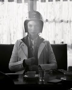 Chic parisien et casques Ateliers Ruby dans la nouvelle collection Vuitton