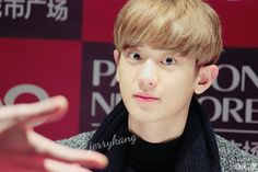 #Chanyeol @ SPAO Fansign