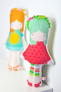 Pinknounou blog about handmade and kids design
