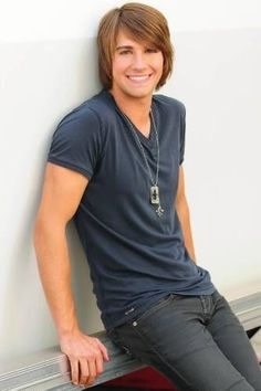 James Maslow<3 i love him from big time rush