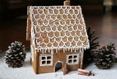 Gingerbread House   Μπισκοτόσπιτα με Τζίντζερ (photo gallery) xristougenna photo album