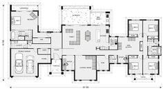 Rochedale 412 - Prestige, Home Designs in Western Australia | G.J. Gardner Homes