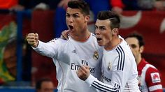 Cristiano Ronaldo saves point for Real vs. Atletico #HalaMadrid