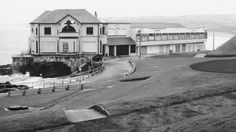 "The ""Arcadia"" including old ballroom, Portrush"