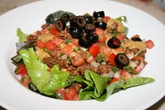 Paleo Table | Paleo Recipes, meal plans, and shopping lists: Taco Salad