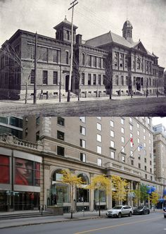Old Montreal, Montreal Ville, Secret Places, Far Away, Rue, Old Photos, Abandoned, The Neighbourhood, Past