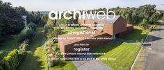 archiweb.cz - Rodinný dům Obytná zahrada v Katovicích