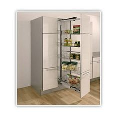 Vertical Kitchen Fittings