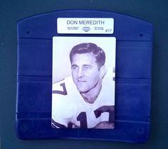 CUSTOM Texas Stadium Seat Bottoms   Don Meredith by DRAWNBYDESIGN, $49.95
