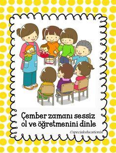 Classroom Rules, Preschool Classroom, Classroom Activities, Classroom Organization, Classroom Management, Preschool Activities, First Day Of School, Pre School, Kindergarten Projects