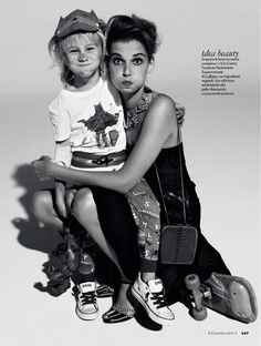 visual optimism; fashion editorials, shows, campaigns & more!: giedre dukauskaite by mark pillai for elle italia april 2013