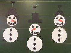 Játékos tanulás és kreativitás: Hóemberes mobil 3.