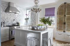 33 Modern Interior Design Ideas Emphasizing White Brick