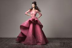 Saiid Kobeisy Automne-hiver 2015-2016 - Haute couture - http://fr.orientpalms.com/Saiid-Kobeisy-5935