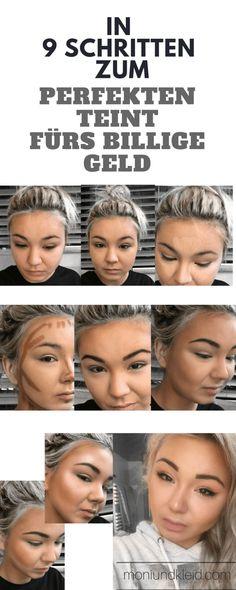 perfekter teint Akne abdecken schritte guide günstig alternativen Beauty, Blog, Covering Acne, Alternative, Money, Blogging, Beauty Illustration