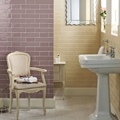 Laura Ashley Artisan Amethyst Wall