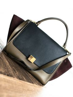Win one of three Celine bags in our Kirna Zabete Giveaway! (3) - More Details → http://denisefashiondesignerclothes.blogspot.com/2012/07/win-one-of-three-celine-bags-in-our.html.