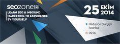 Türkiye'nin uluslararası SEO etkinliği SEOzone 2014, 25 Ekim'de düzenlenecek
