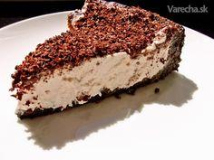 Nepečená makovo-slivkovo-tvarohová torta bez pridaného cukru - Recept Cheesecakes, Tiramisu, Ham, Food And Drink, Baking, Ethnic Recipes, Sweet, Thermomix, Candy