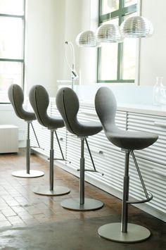 varier eight kitchen bar stools