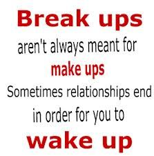 Break up quote