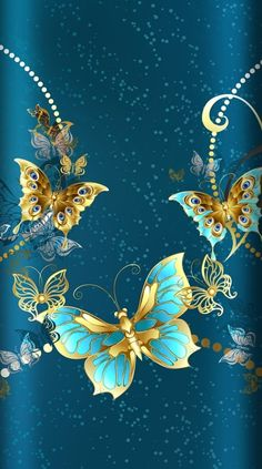 By Artist Unknown. Dragonfly Wallpaper, Bling Wallpaper, Butterfly Wallpaper Iphone, Heart Wallpaper, Cute Wallpaper Backgrounds, Cellphone Wallpaper, Cute Wallpapers, Butterfly Drawing, Butterfly Pictures