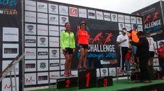 Felicitamos a nuestra socia Carmen Gloria Ponce quien hoy obtuvo el primer lugar de su categoría en el Triatlón de Pichidangui.