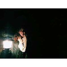 Today we explored 800 year old caves that also doubled as escape routes, bunkers, and secret passageways during WW2. Pretty unreal. @abigailmiller13