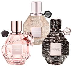 Gifts for the Beauty Junkie: Viktor & Rolf Limited Edition Flowerbomb Holiday Collection, nordstrom.com #InStyle