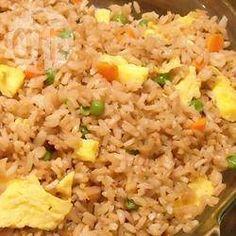 Einfacher gebratener Reis mit Ei @ de.allrecipes.com
