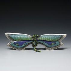 dragonfly by Deb Karash