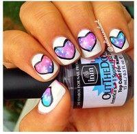 Amzing Nails pretty glittery