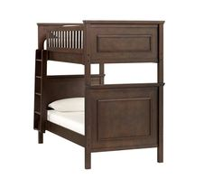 Sommerset Bunk Bed Pottery Barn Kids The Shared Boy