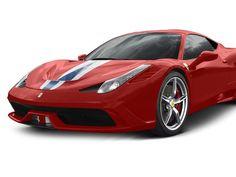 2015 Ferrari 458 Speciale Information