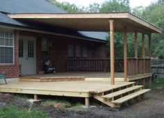 Covered Deck and Patio Designs | Details for: WOOD DECKS and PATIO COVERS (San Antonio and surrounding ...