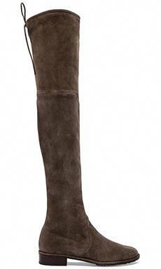 d43bf32be08 Shop for Stuart Weitzman Lowland Boot in Loden at REVOLVE.
